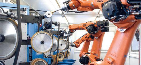 兰生公司与集成商合作,采用日本FANUC机器人打...