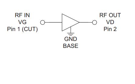 RFHA1023A宽带脉冲功率放大器的详细数据手册免费下载