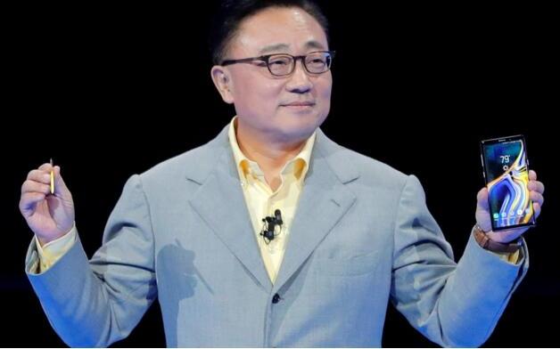三星智能手机市场份额被中国对手蚕食 新品Note9被外媒讽刺似曾相识