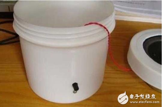 如何用废弃塑料桶自制一个音箱?