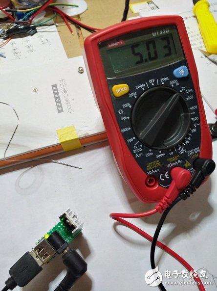 如何制作一个5V稳压模块?