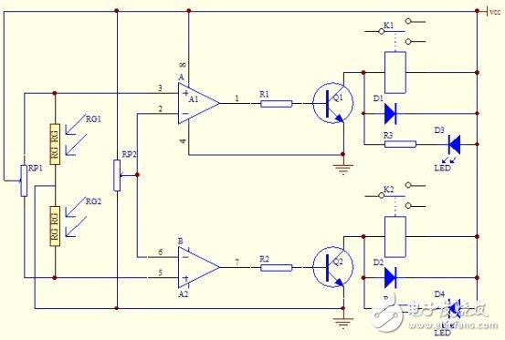 如何制作一个光电传感器?