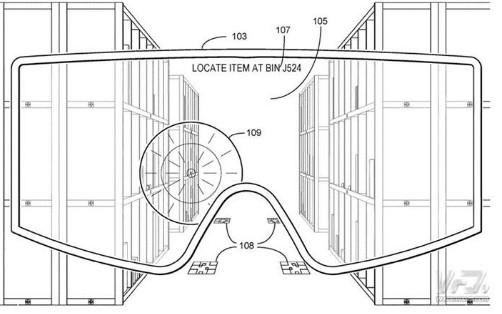 亚马逊申请AR护目镜专利,将大量投入于AR领域