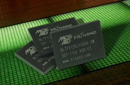 中国首批32层3D NAND闪存芯片即将量产