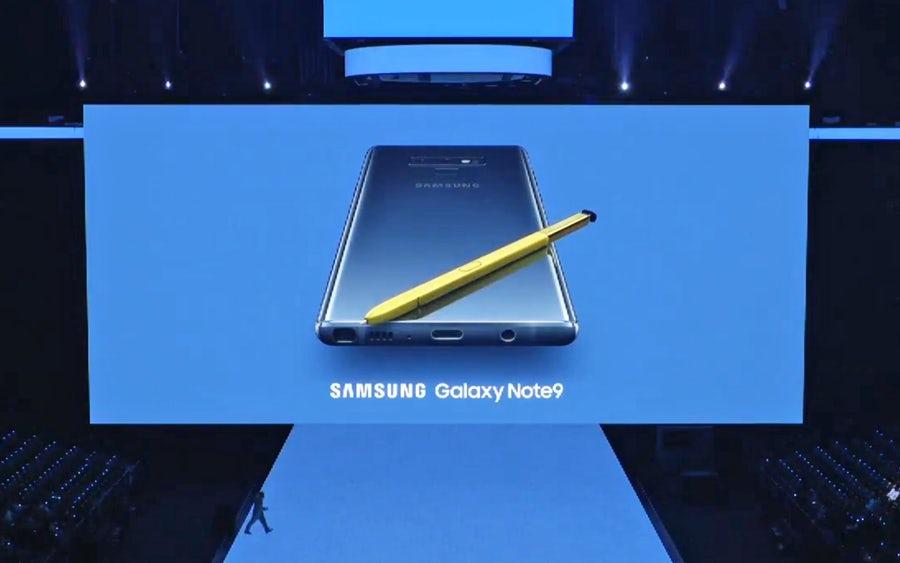 三星正式发布了Galaxy Note 9 成为iphone强劲对手
