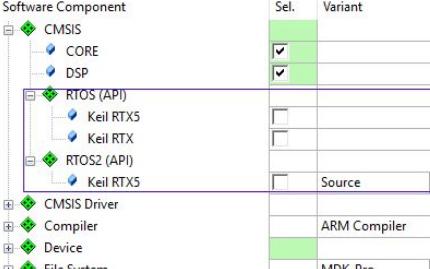 如何使用Keil创建STM32F103的工程