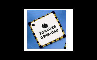 TGA4826-SM光学驱动放大器的详细数据手册免费下载