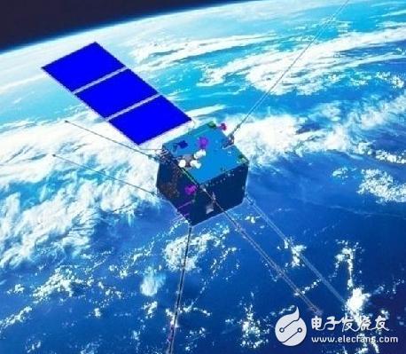 """我国首颗电磁监测试验卫星""""张衡一号""""成功发射升空..."""