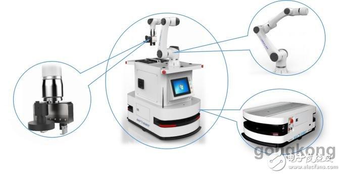 大族Star机器人用于工业自动化的特点及优势介绍
