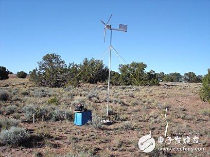 如何制作一台风力发电机?