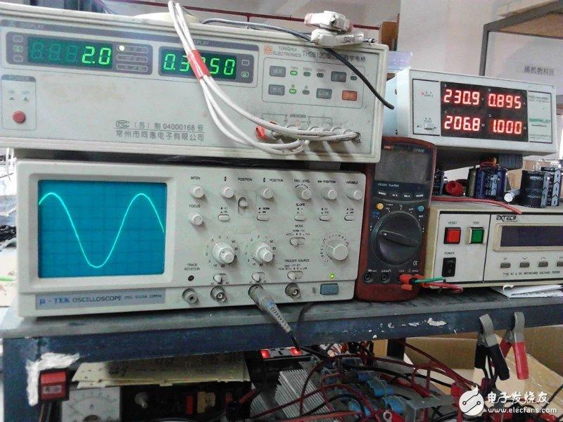 如何制作一个400W的正弦波逆变器?
