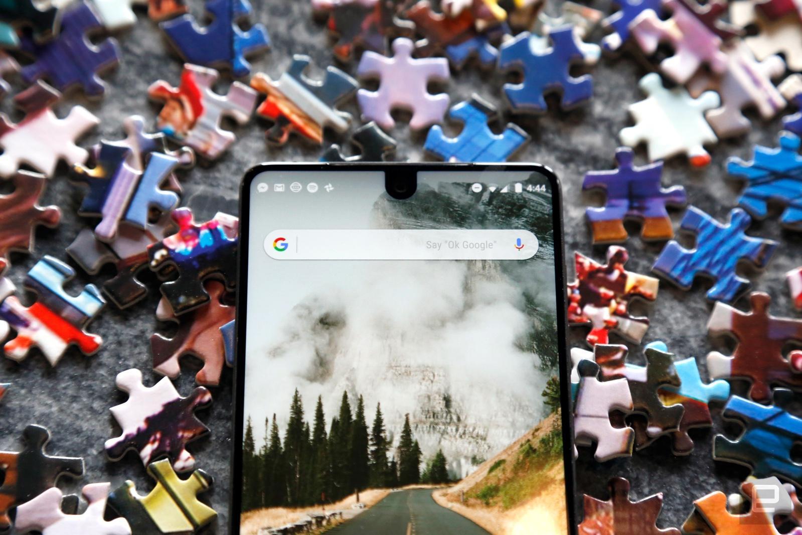 Android P或将专门针对刘海屏做UI设计?
