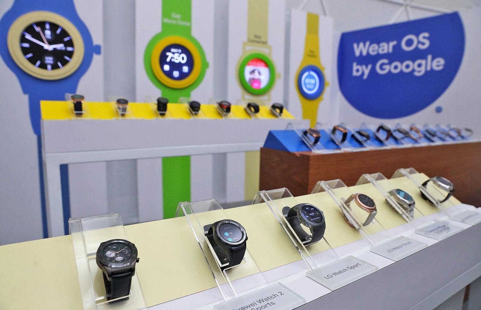 传Google将在今年秋季推出三款智能手表,都将搭载高通芯片