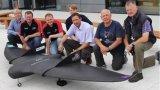 采用石墨烯外壳的无人机Juno在2018年范德堡航展上亮相