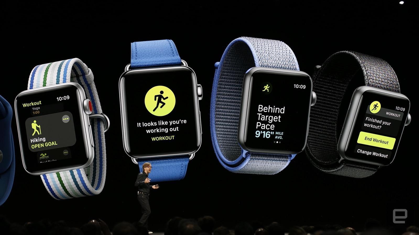 苹果下一步将把watchOS 5重点放在健康追踪上