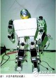 一种基于嵌入式系统应用的机器人视觉系统设计详解