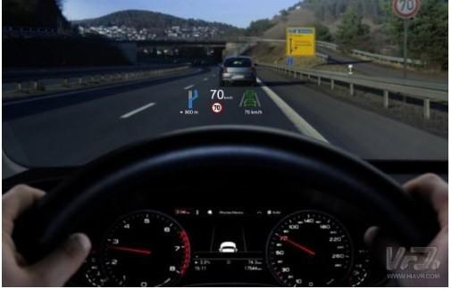 苹果在欧洲申请新专利AR挡风玻璃系统