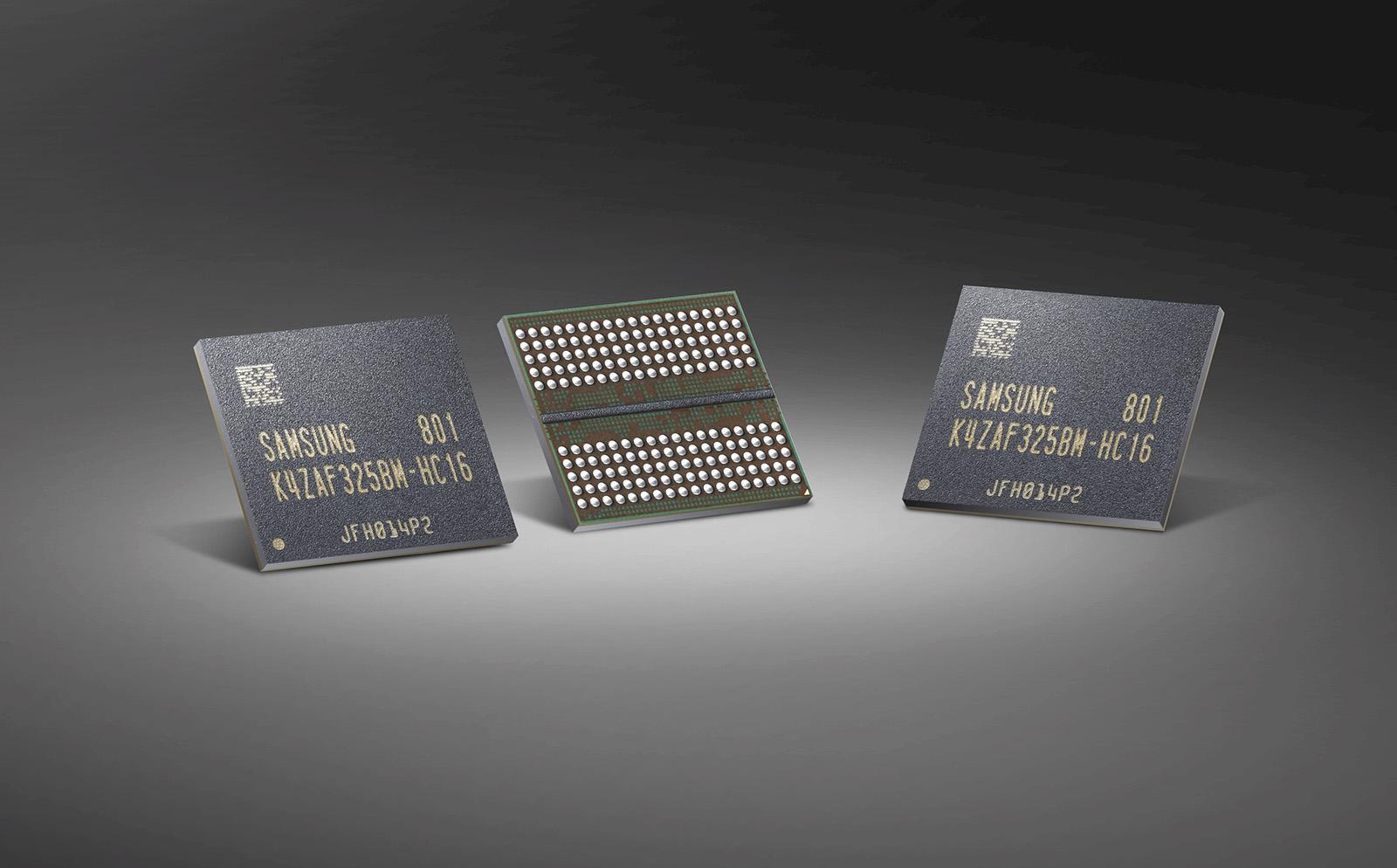 备战下一代显卡,三星抢先量产16Gb的GDDR6内存芯片