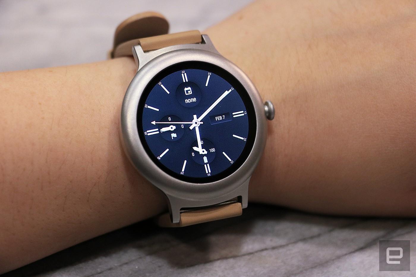 LG新款智能手表或将加入GPS和NFC功能