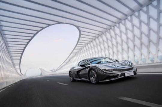 首款纯电动跑车前途K50发布,国产平民电动超跑真的有市场吗?