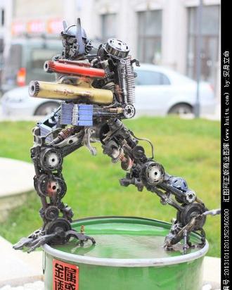 腾讯积极进行机器人测试,意图进军配送机器人领域