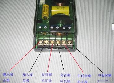 分音器怎么安装 分频器接线方法(附图)
