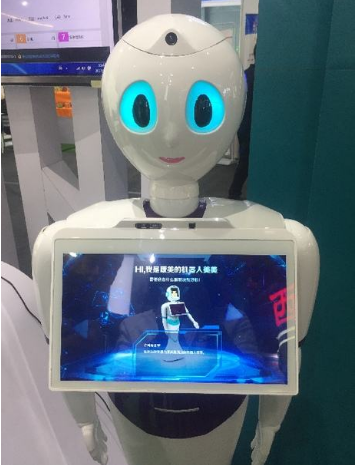 机器人护士大显身手,人工long8龙8国际pt+医疗市场广阔