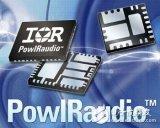 IR推出PowIRaudio集成式功率模块系列,使用高性能音频放大器