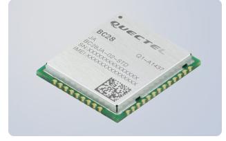 BC28 NB-IoT无线通信模块详细中文资料免费下载