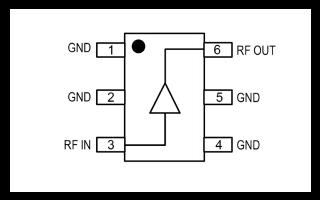 TQP369181直流6GHz增益缓冲放大器的详细数据手册资料免费下载