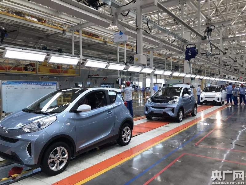 美国新能源汽车产业的发展,还需依赖中国技术的支持