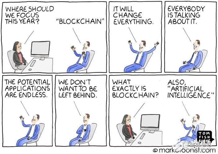 区块链是什么?区块链为什么没有想象中的那么简单?