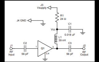 TQP369180通用缓冲放大器的详细数据手册免费下载