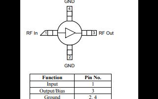 AG303-86异质结双极晶体管放大器的详细数据手册免费下载