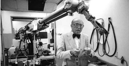 盘点各大机器人领域的开创者,他们才是真正的机器人之父