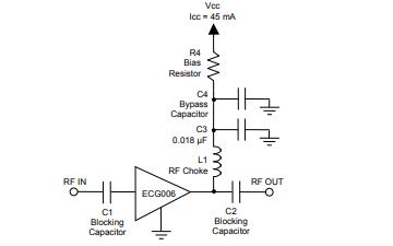 ECG006F通用缓冲放大器的详细数据手册免费下载