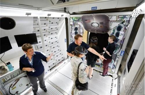 AR技术助力NASA猎户座飞船设计,使人类更容易的探索宇宙