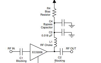 ECG006C通用缓冲放大器的详细数据手册免费下载
