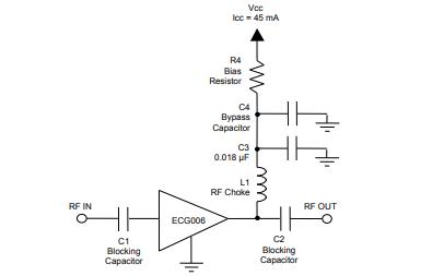 ECG006B-G通用缓冲放大器的详细数据手册免费下载