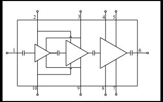 TGA2622高功率MMIC放大器的详细数据手册免费下载