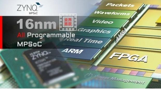 Xilinx利用FPGA邁出了AI領域的第一步,...