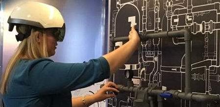 亚马逊申请新专利,AR眼镜助力工人导航亚马逊巨大的仓库