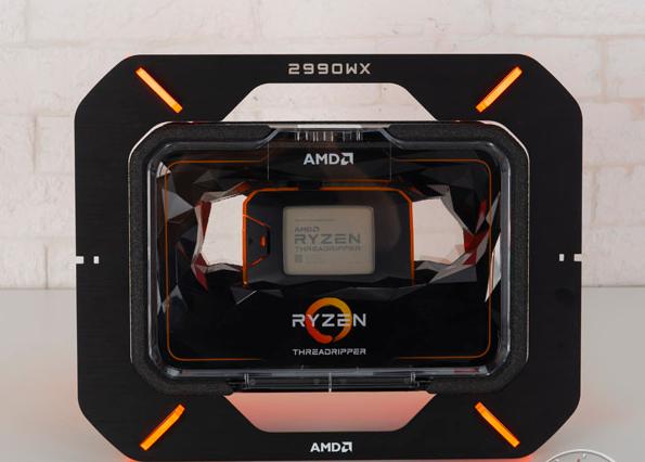 曝2990WX处理器可超频至5.3GHz,但是功耗竟破千