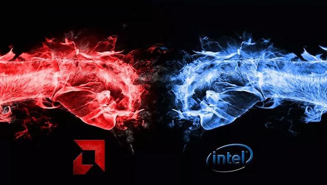 英特尔是如何应对AMD造成的压力的?