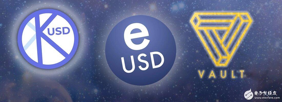 """今时不同往日,""""稳定货币""""已经陆续进入了加密货币的经济领域当中"""