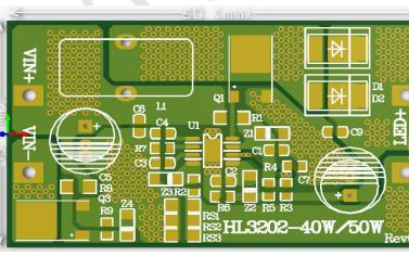 ET-HL3202-DC12-30W-50W升压恒流的直流驱动器的详细数据手册免费下载