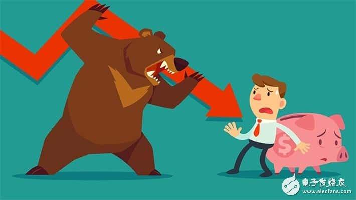 ICO项目套现加密货币,加剧了持续中的加密货币熊...