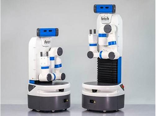 自主学习机器人:可以自主学习如何绕开障碍物、识别图形和理解语言