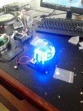 如何制作一个用单片机驱动的LED旋转球?