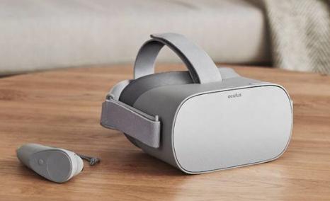 Oculus Go的虚拟现实头戴设备:以独立使用,售价要比Oculus Rift更低